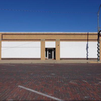 Mothballed Storefronts