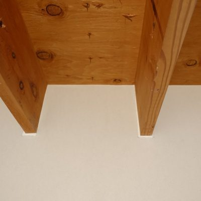Detailing the Sheetrock/Joist Junction