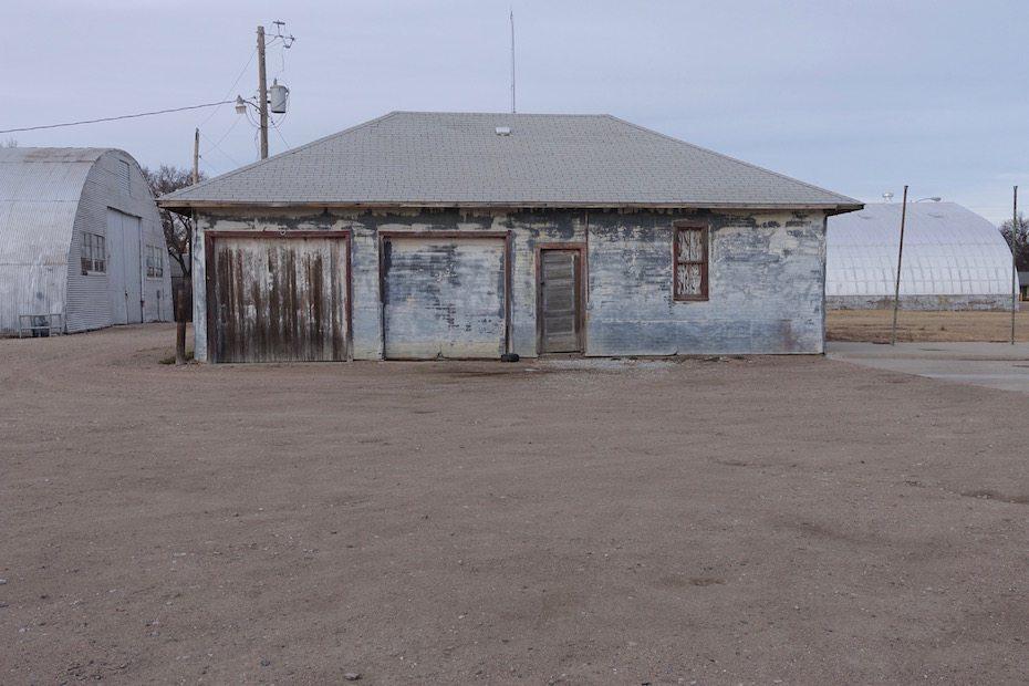 brick garage buildings miscellaneous aging metal buildings architectural observer