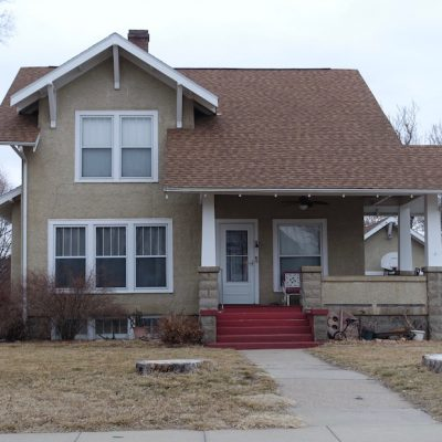 Miscellaneous Craftsman Style Houses