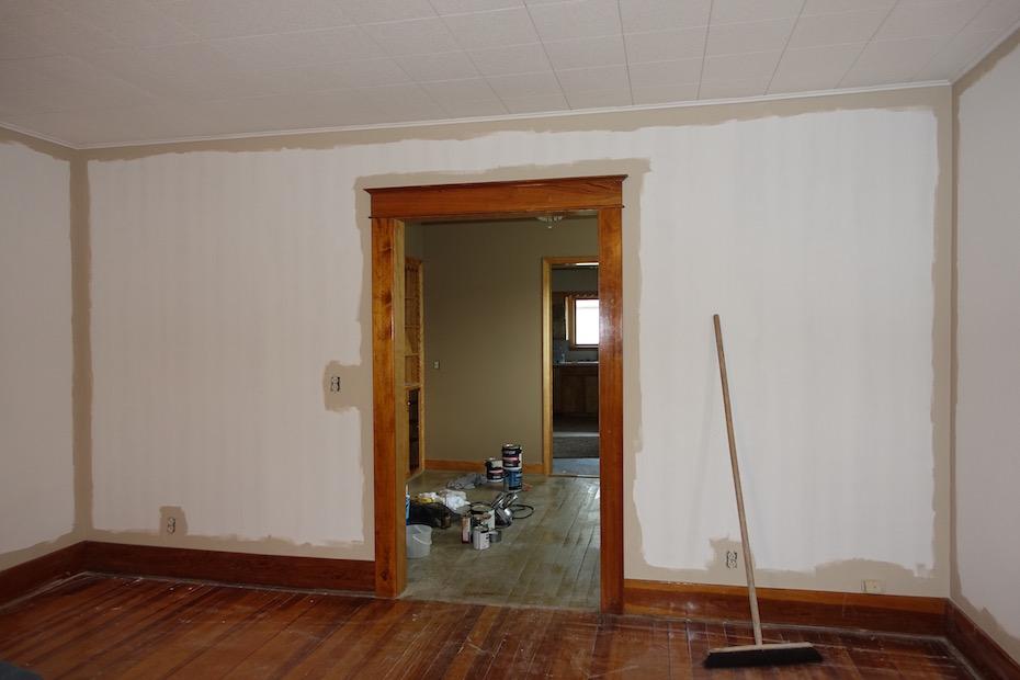 Backdating Interior Trim