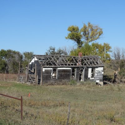 Abandoned Rural Structures