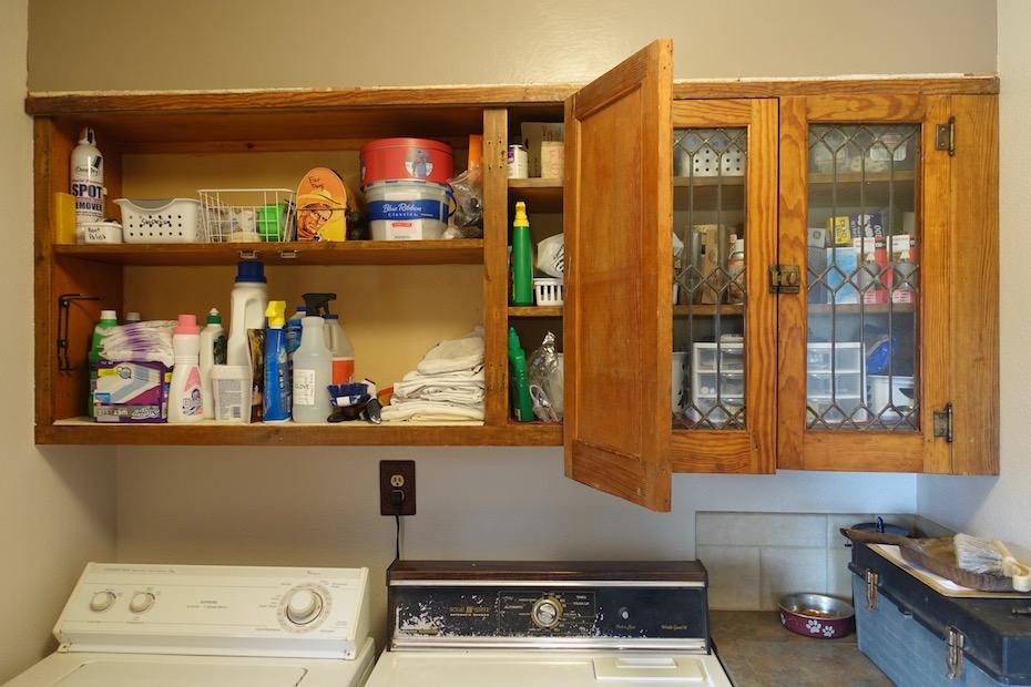 Backdating Wall Cabinets