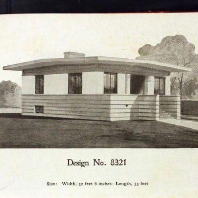 Radford's Prairie House Plans